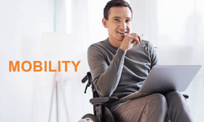 ALL LIMITED MOBILITY PRODUCTS